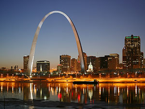 Gateway Arch (Saint Louis, Missouri)