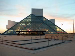 Rock & Roll Hall of Fame (Cleveland, Ohio)